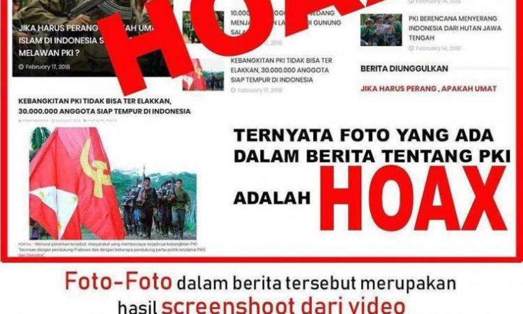 Hasil gambar untuk gambar ilustrasi hoax