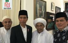Habib Lutfi dan Jokowi