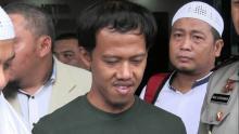 Nurul Fahmi, Nurrohman Nanang, Penistaan Bendera, Melanggar UU, FPI, Habib Rizieq, Mabes Polri