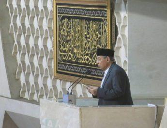 quraish shihab khotbah