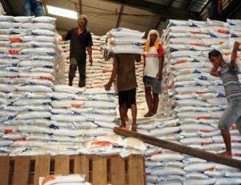beras gudang