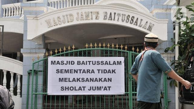 masjid tidak jumatan