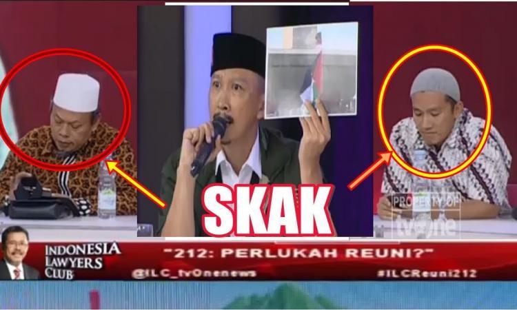 Level Felix Siaw, Eggi Sujana, Al Khathath Memang Narasi ...