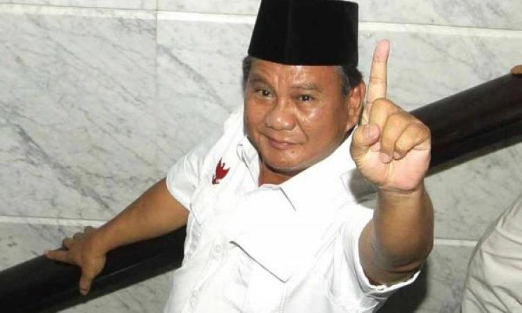Bila Kembali Kalah, Indo Barometer Prediksi Prabowo Subianto akan Maju Lagi di 2024