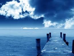 langit laut