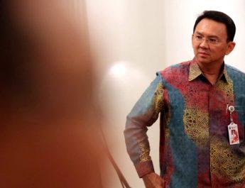 ahok batik