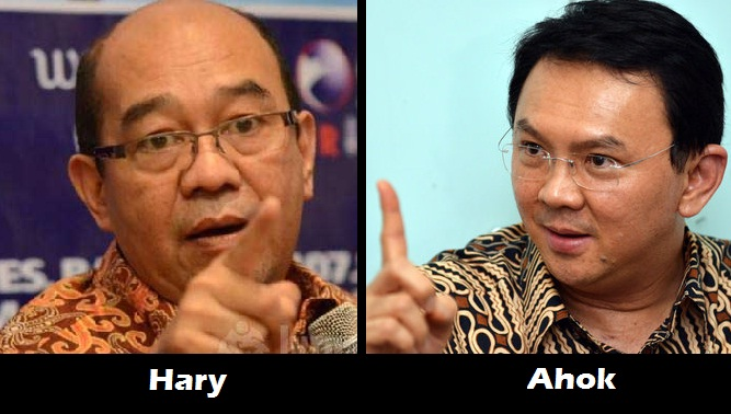 Ahok dan Hary