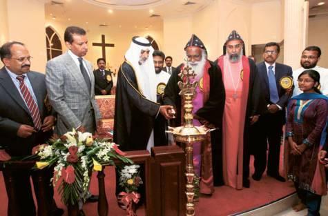 nonmuslim arab