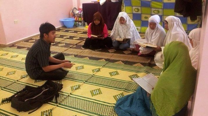 mahasiswa masjid
