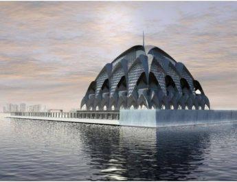 masjid 1 triliun