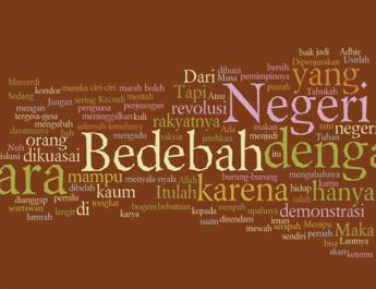 BEDEBAH-sanggar kata