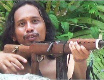 Santoso alias Abu Wardah, pemimpin kelompok Mujahidin Indonesia Timur (MIT)