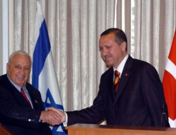 erdogan ariel sharon
