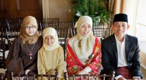 archandra dan keluarga