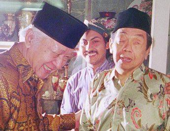 Soeharto-dan-Gus-Dur-karya-Pepih