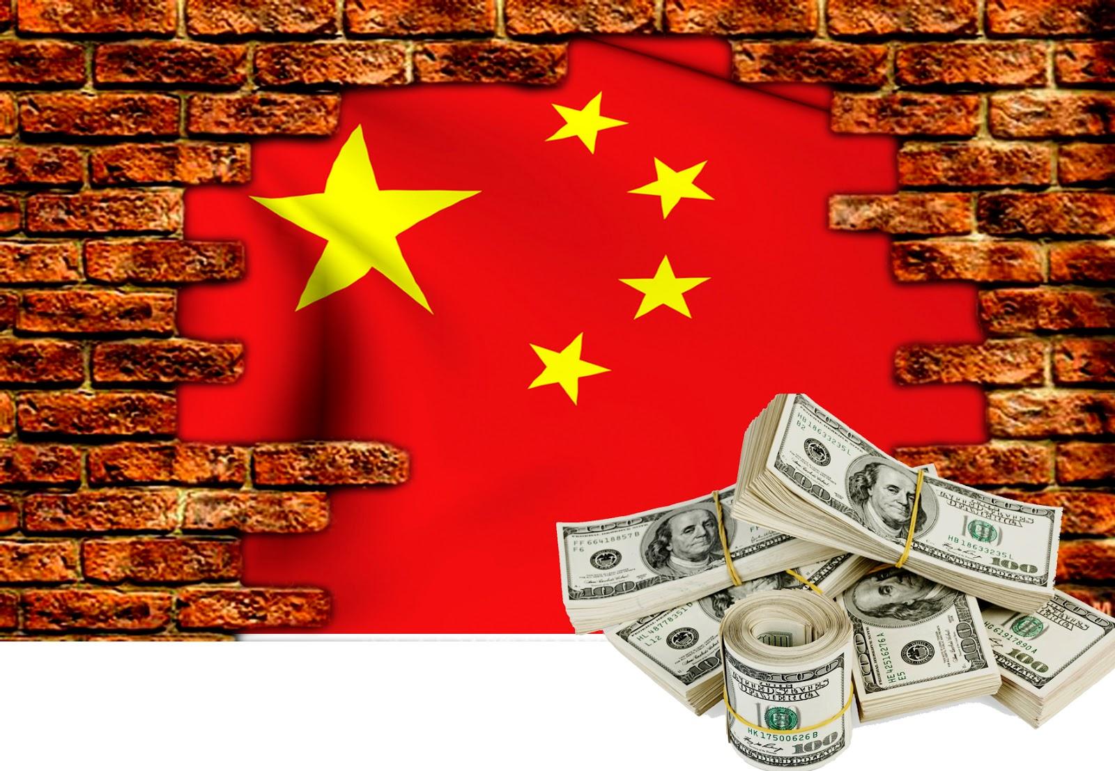 uang china