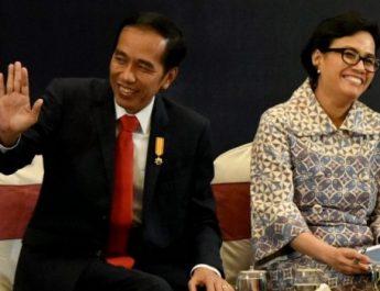 Jokowi-Sri-Mulyani