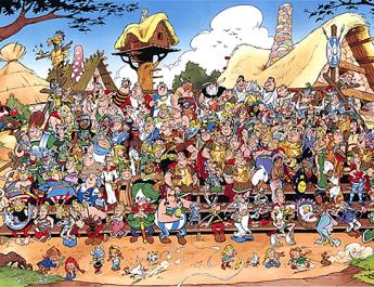 Asterix_-_Cast