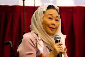 Sinta_Nuriyah_during_the_International_Conference_on_Feminism,_2016-09-23_02