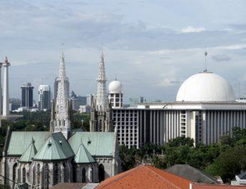 istiqlal katedral