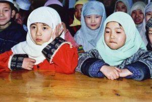 china muslim anak