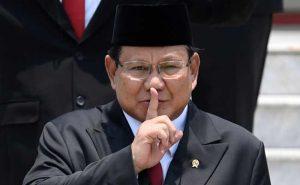 Prabowo sssttt