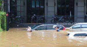 banjir jakarta 2021
